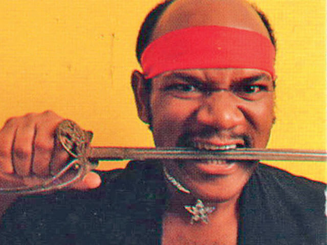 "Carl Douglas came out with ""Kung Fu Fighting"" in 1974. It was most popular in the United States and England and won a Grammy for best single."
