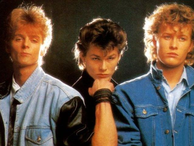 "A-ha released ""Take On Me"" in 1985. After 3 releases it was finally put on the British charts at number 2. In the U.S. it was the only A-ha song to make it on the charts."