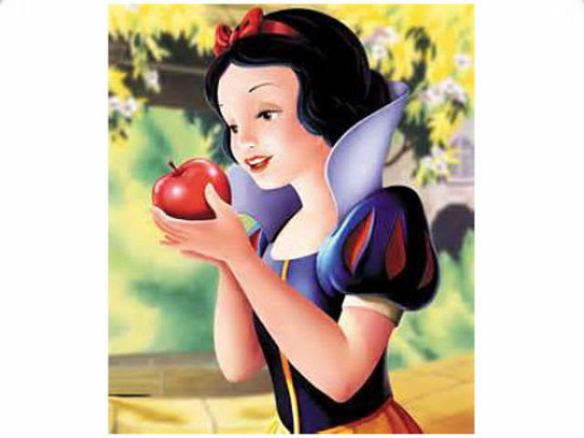 In the Grimm brothers traditional retelling of Snow White, why doesn't Snow White's father protect her from the evil step-mother?