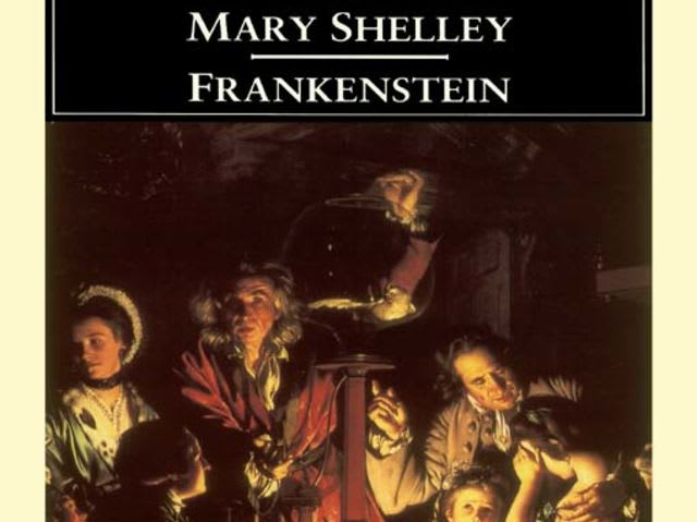 essays on mary shelley