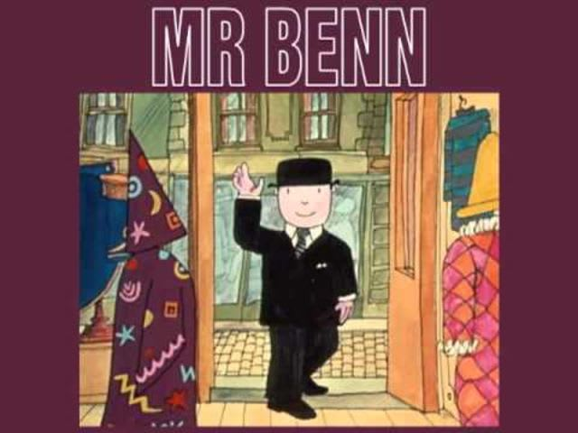 How Well Do You Remember 80s TV Programme 'Mr Benn ...