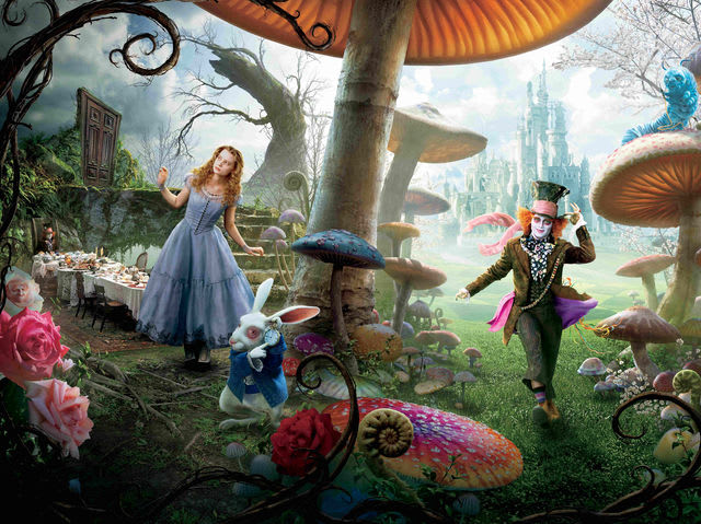 Alice in Wonderland is banned in China for anthropomorphising animals and giving them human attributes.