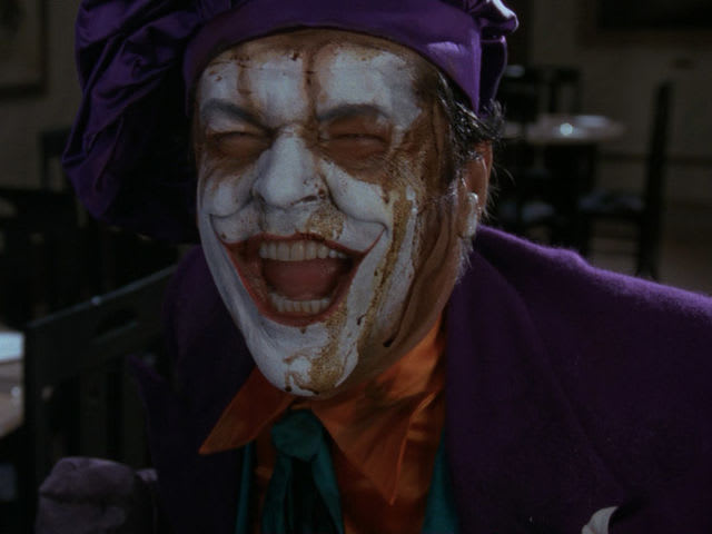 El Joker de 'Batman' (1989)