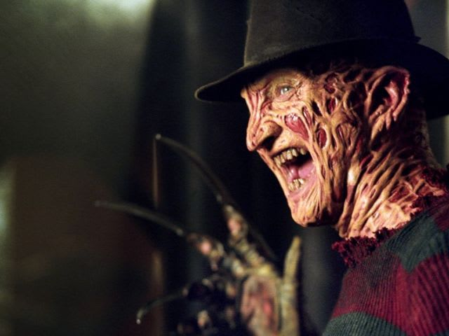 On 'A Nightmare on Elm Street', what character does Johnny Depp portray?