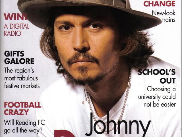In Empire magazine's '100 Sexiest Stars in Film History', which rating was Johnny Depp?