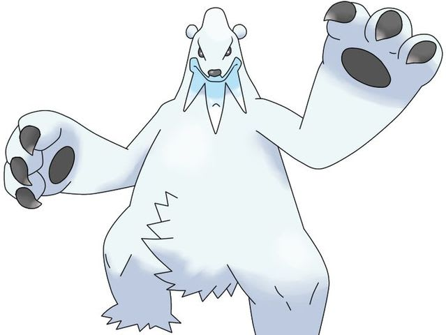 What type of Pokemon is Beartic?