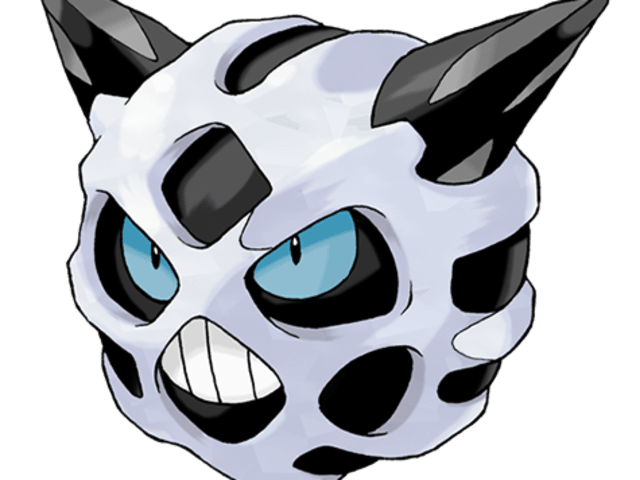 What type of Pokemon is Glalie?