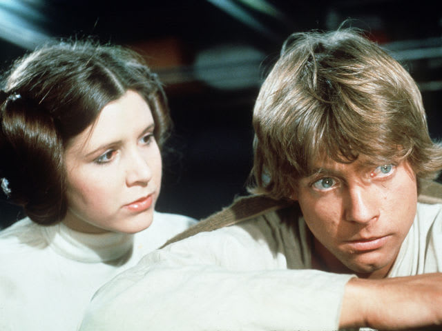 What are Luke Skywalker and Princess Leia?