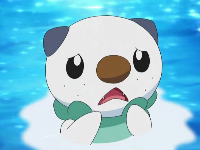 What is Oshawott's final evolution?