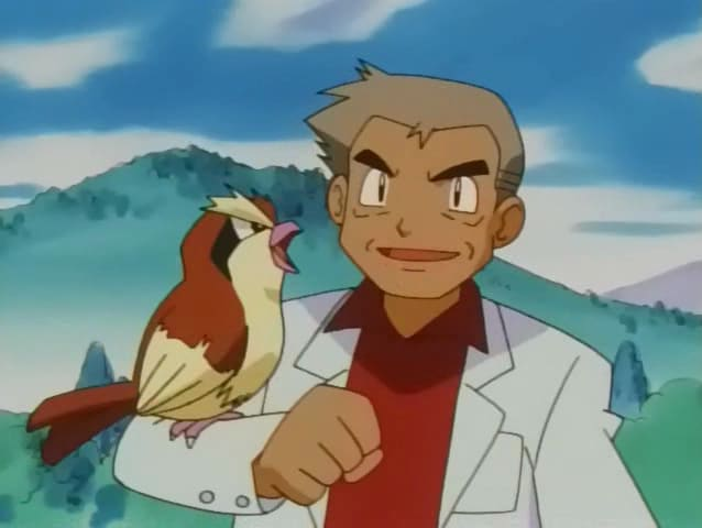 What is Pidgey's final evolution?