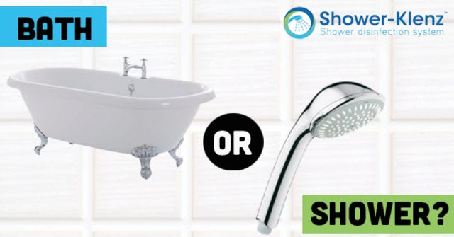 Which Do You Prefer Shower Klenz