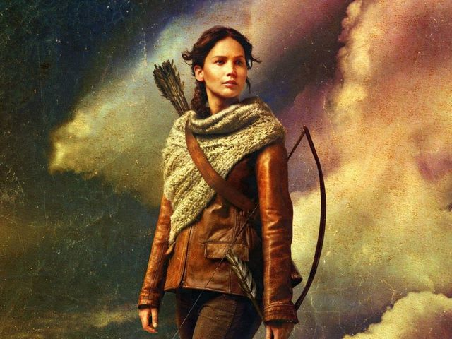 Katniss Everdeen!