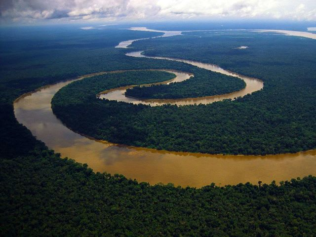Where Would You Find These Famous Rivers From Around The World - Rivers around the world