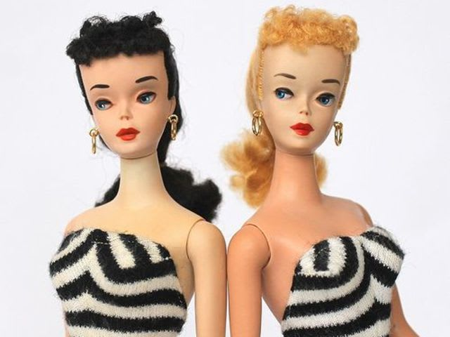 Who was the Barbie doll named for?