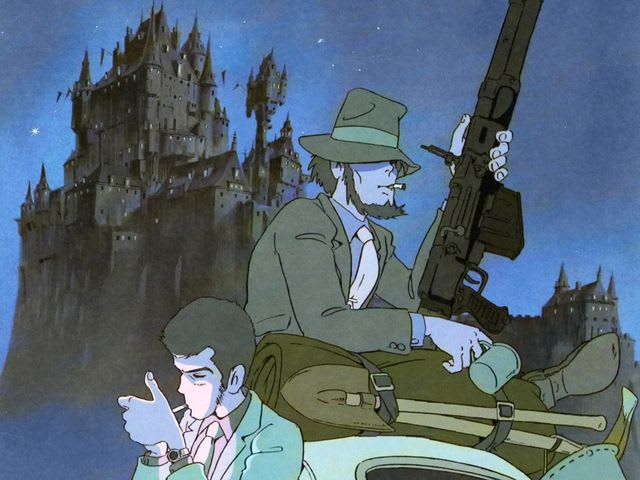 Answer: The Castle Of Cagliostro!