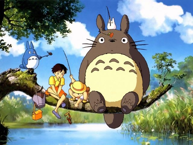 Answer: My Neighbor Totoro!