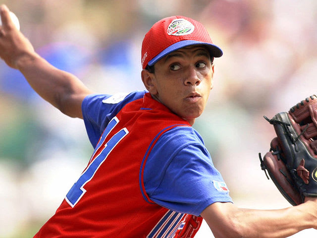 Danny Almonte! How about getting your father in jail for only a 3rd place finish at the Little League World Series? Ouch!