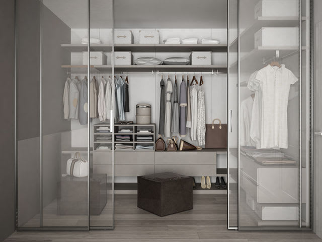 What Is The Most Expensive Item In The Closet?