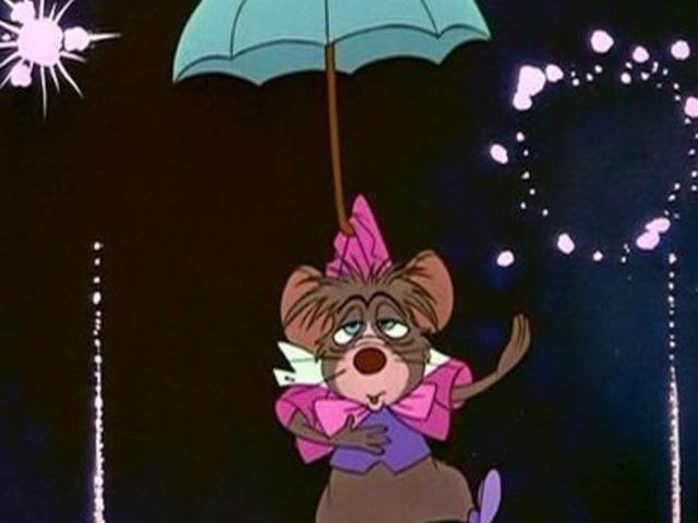 It's the Dormouse from Wonderland!