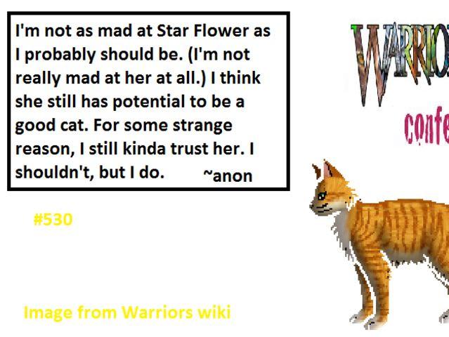 Starflower | Warriors Cats Clan Role Play Wiki | FANDOM powered by ...