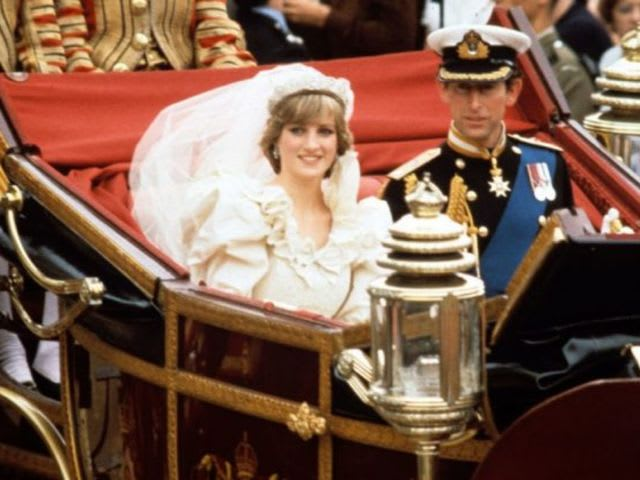 What year did Prince Charles marry Princess Diana?