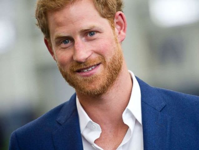 Prince Harry is currently ____ in line to the throne