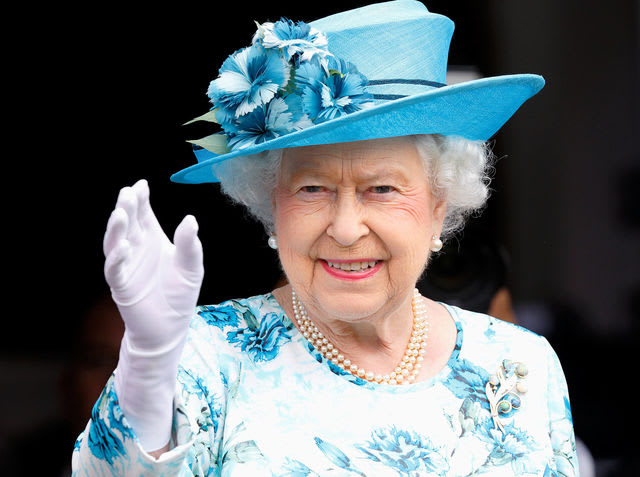 How old was Queen Elizabeth II when she became Queen?