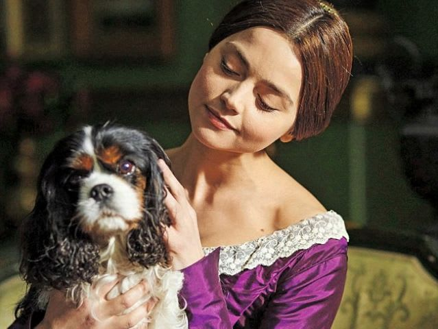 What was the name of Queen Victoria's dog in Victoria?