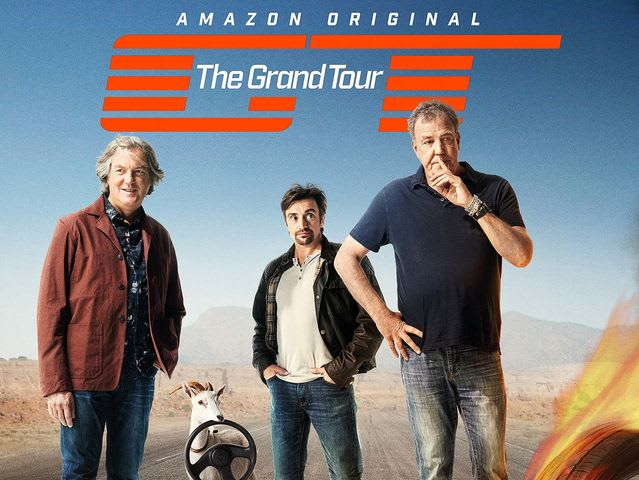How much did Amazon pay Jeremy Clarkson to front The Grand Tour?