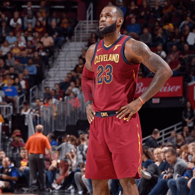 NBA 2017-18: Top 5 cầu thủ xuất sắc nhất tuần thứ ba
