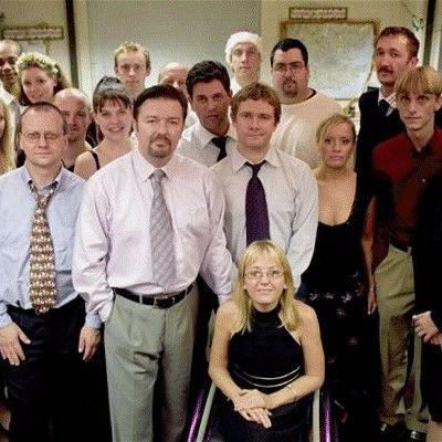 The Office (2001, UK)