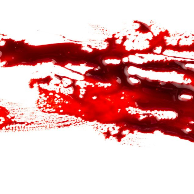 Blood and gore...