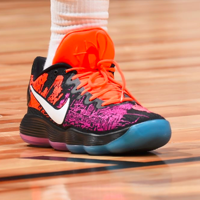 ac1db82736bc5d Which player had the best sneakers in the 2018 NBA All-Star Game  Bradley  Beal