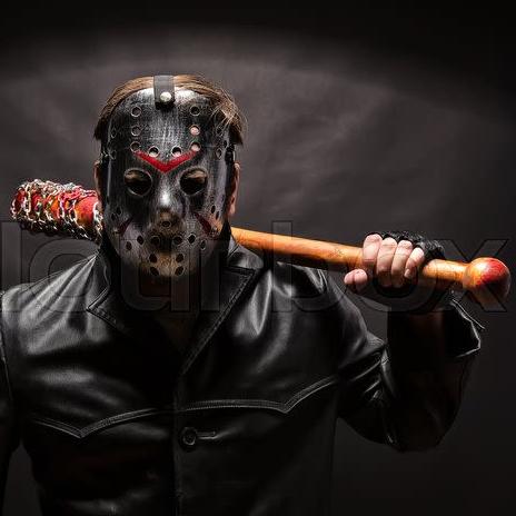 A masked killer
