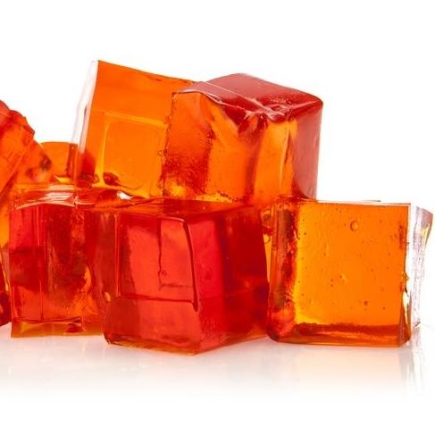 Orange jellies