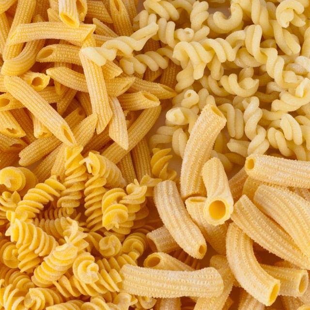 Regular pasta, please!