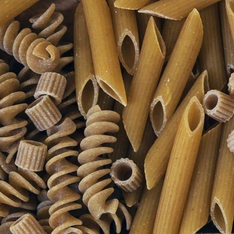 Whole grain pasta, please!