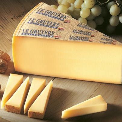 Gruyère cheese