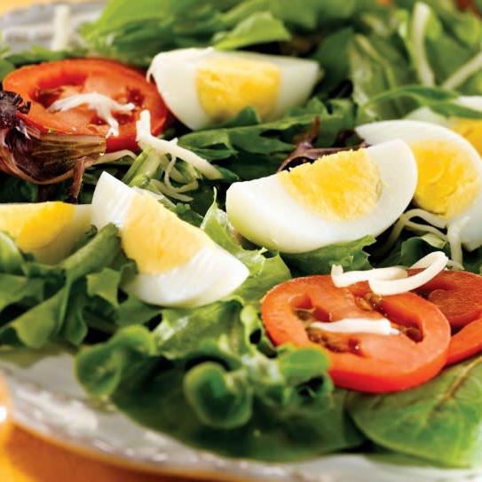 Eggs salad