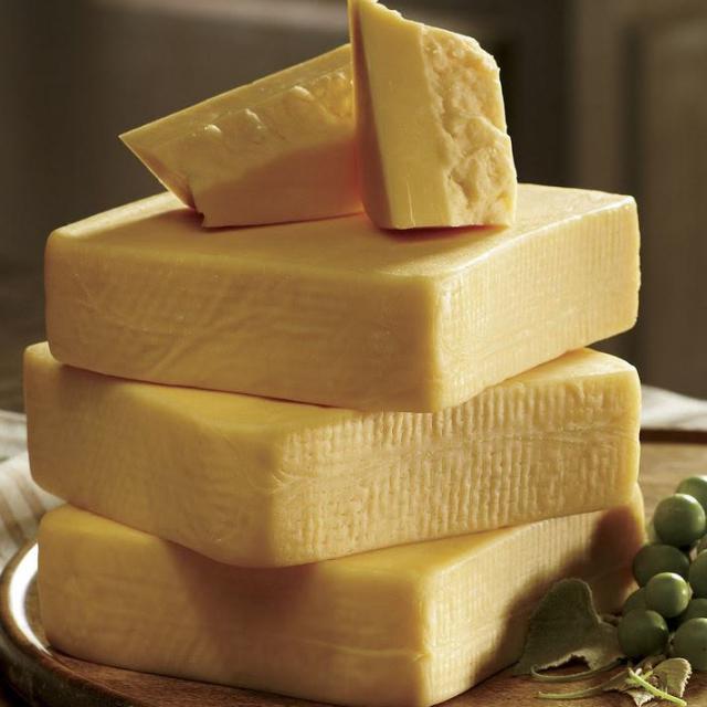 Cream Havarti cheese