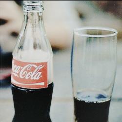Fizzy coke