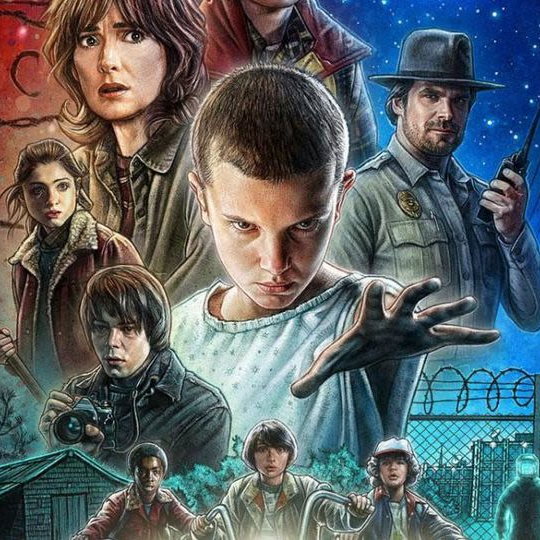 Stranger Things  Image courtesy of Forbes