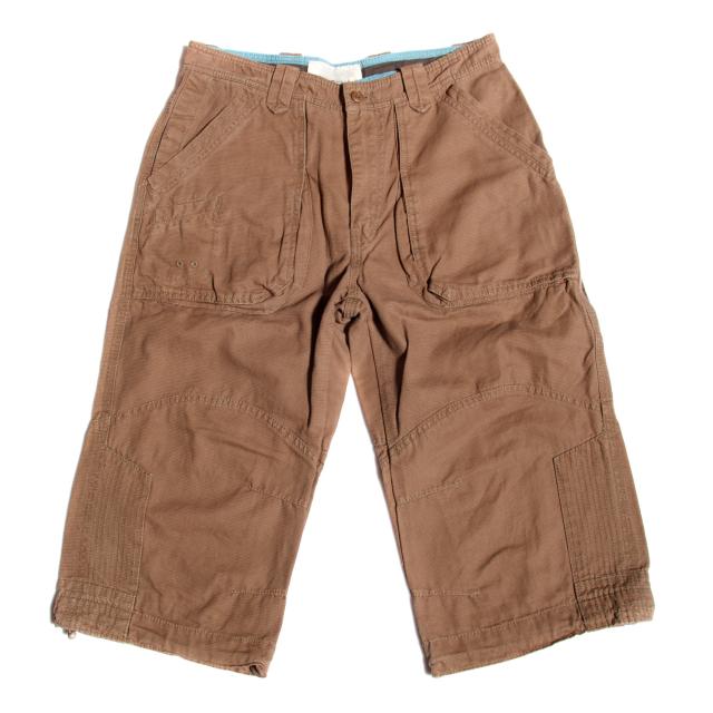 Cargo shorts and Hawaiian shirts