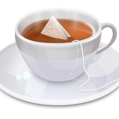 Tea; nice and calm
