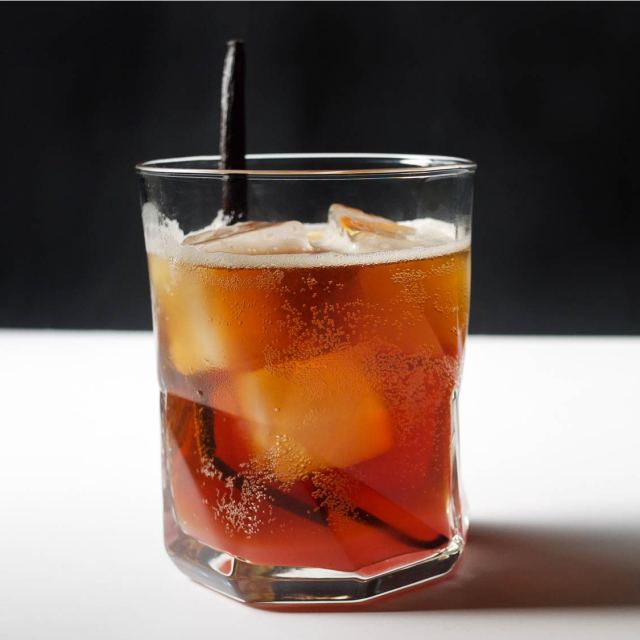Cocktail; interesting and diverse