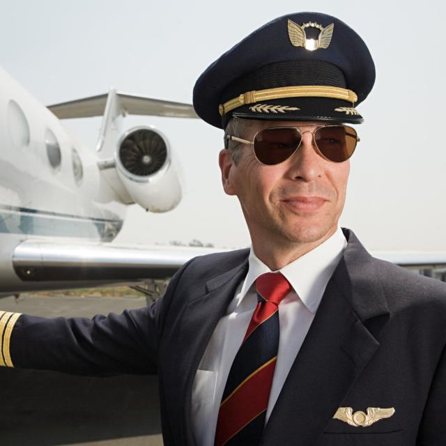 Chief pilot