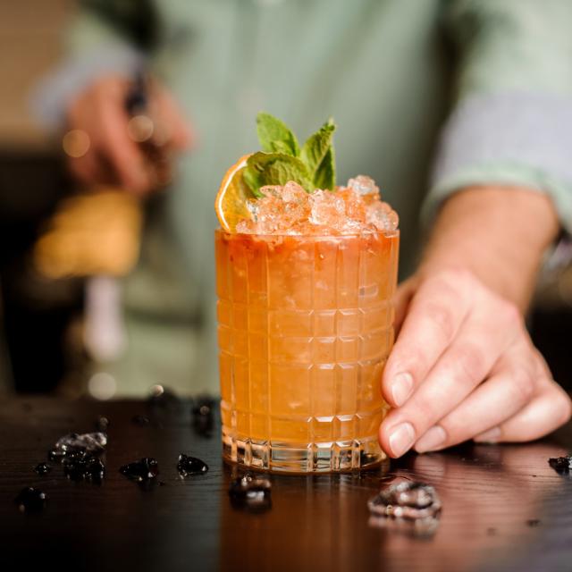 A diverse cocktail