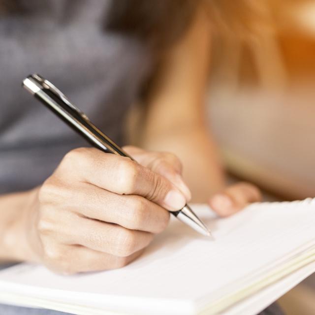 Write about my feelings in a journal