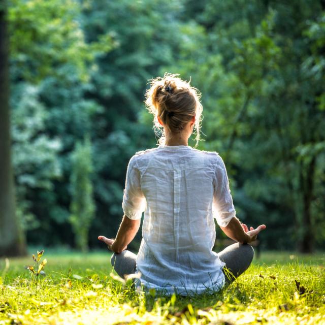 Relax, meditate