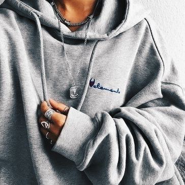 A Comfortable Hoodie